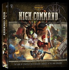 High Command: Warmachine Base Set