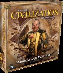 Sid Meier's Civilization: The Board Game - Wisdom and Warfare
