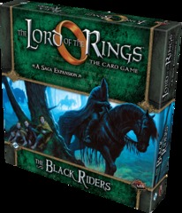 The Lord of the Rings: The Card Game - The Black Riders