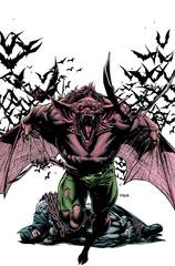 Detective Comics #23.4 Man Bat