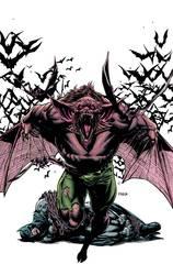Detective Comics #23.4 Man Bat