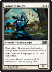 Capashen Knight - Foil