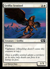 Griffin Sentinel - Foil