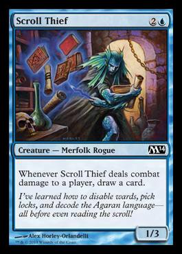 Scroll Thief - Foil