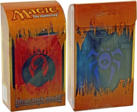 Dragons Maze Prerelease Kit - Izzet/Dimir