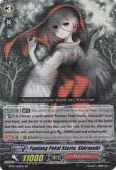Fantasy Petal Storm, Shirayuki - BT09/009EN - RR
