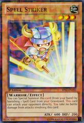 Spell Striker - BP02-EN050 - Mosaic Rare - 1st