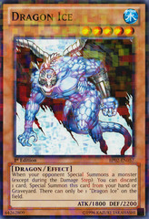Dragon Ice - BP02-EN057 - Mosaic Rare - 1st