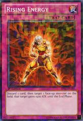 Rising Energy - BP02-EN185 - Mosaic Rare - 1st