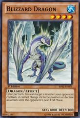 Blizzard Dragon - BP02-EN075 - Common - 1st
