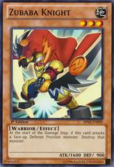 Zubaba Knight - BP02-EN099 - Common - 1st
