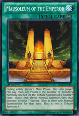 Mausoleum of the Emperor - BP02-EN149 - Common - 1st