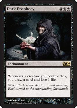 Dark Prophecy - Foil