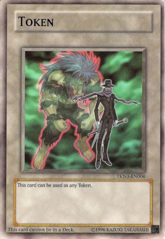 Double Dude Token - TKN3-EN006 - Common - Unlimited Edition