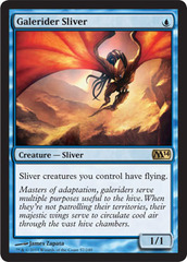 Galerider Sliver on Channel Fireball