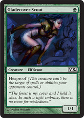 Gladecover Scout - Foil on Channel Fireball
