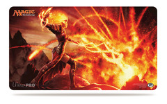 Magic 2014 Flames of the Firebrand Playmat