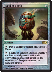 Ratchet Bomb - (Magic 2014 Buy-a-Box Promo)