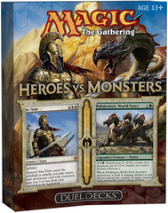 MTG Duel Decks: Heroes vs Monsters