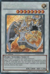 Vylon Epsilon - HA05-EN025 - Secret Rare - Unlimited Edition