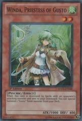 Winda, Priestess of Gusto - HA05-EN040 - Super Rare - Unlimited Edition