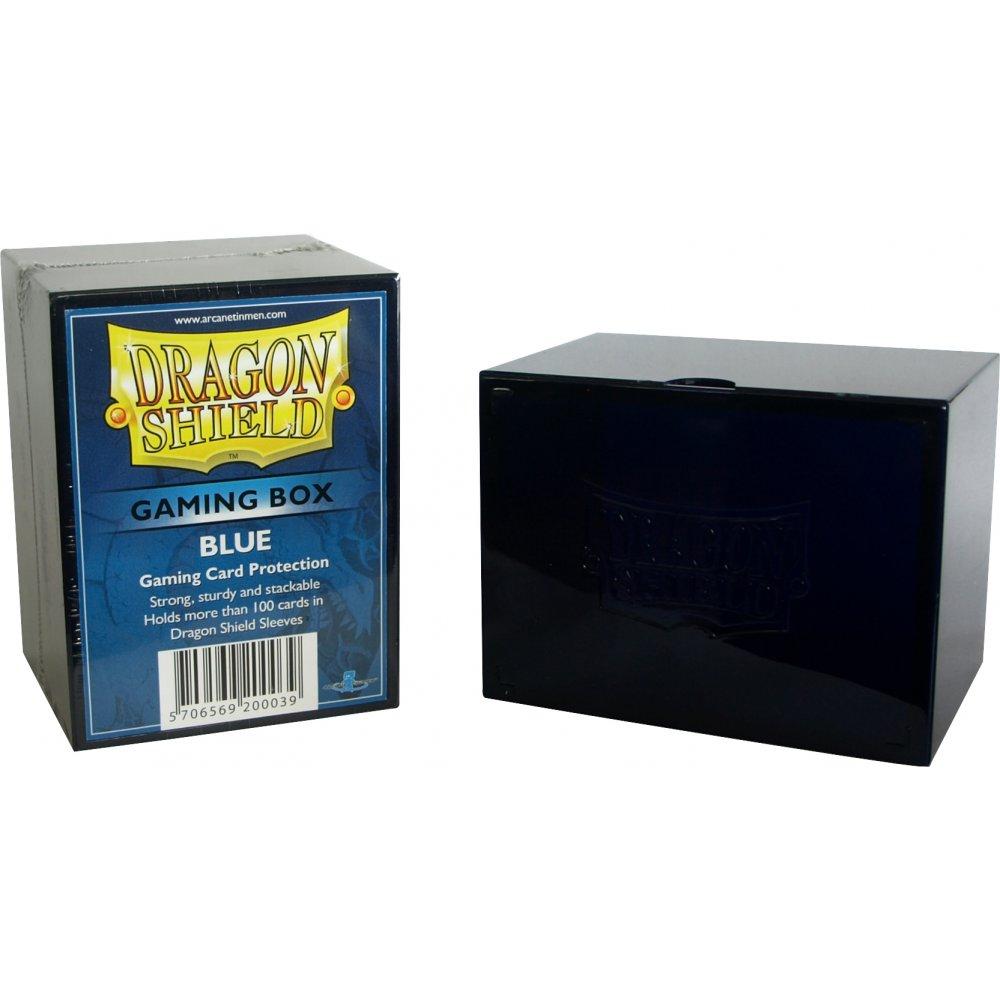 Dragon Shield: Gaming Box Blue