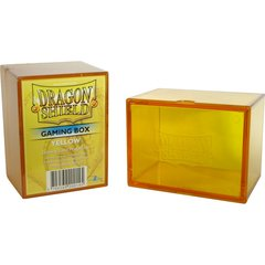 Yellow Deck Box (Dragon Shield)