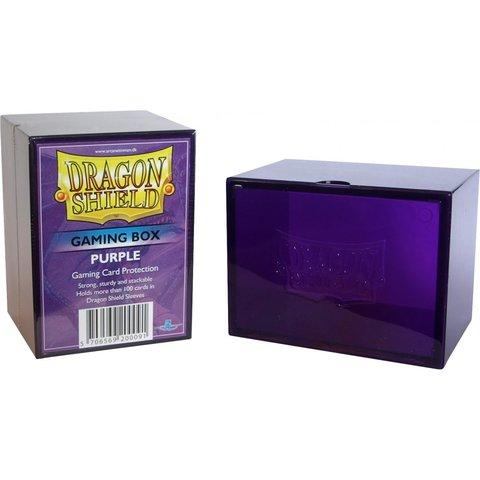 Purple - Deck Box (Dragon Shield)