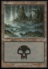 Swamp - Foil (340)(INV)