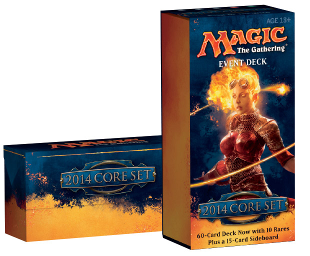 Magic 2014 Event Deck: Rush of the Wild
