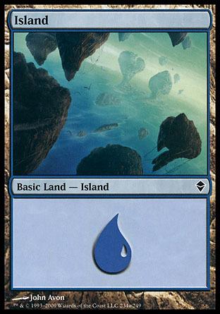 Island (234A)