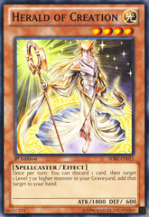 Herald of Creation - SDBE-EN015 - Common - 1st Edition