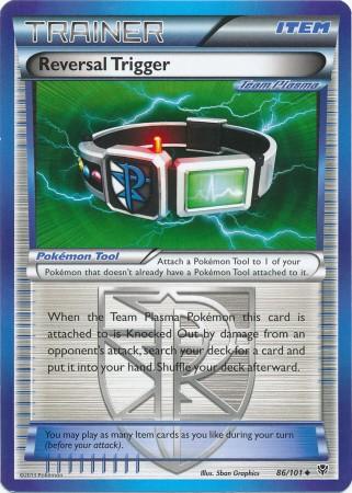 Reversal Trigger - 86/101 - Uncommon