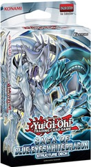 Saga of Blue Eyes White Dragon Structure Deck - 1st Edition