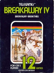 Breakaway IV (12 Tele-Games Label)