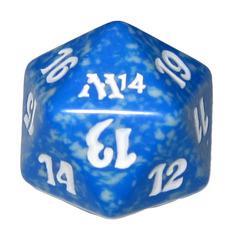 Magic Spindown Die - M14 Magic 2014 Blue
