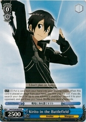 Kirito in the Battlefield - SAO/S20-E079R - RRR