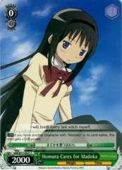Homura Cares for Madoka - MM/W17-E041 - C