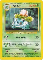 Ivysaur - 30/102 - Uncommon - Unlimited Edition