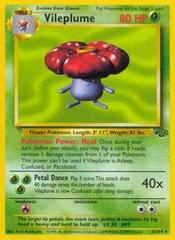 Vileplume - 31/64 - Rare - Unlimited Edition