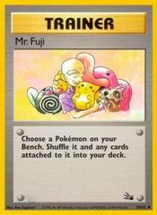 Mr. Fuji -58/62 - Uncommon - Unlimited Edition on Channel Fireball