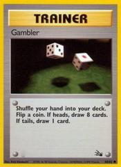 Gambler - 60/62 - Common - Unlimited Edition