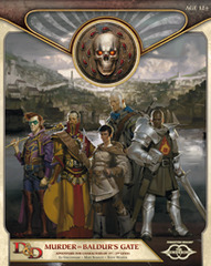 Murder in Baldur's Gate