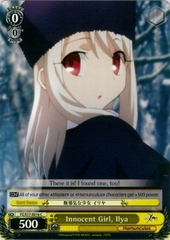 Innocent Girl, Ilya - FZ/S17-E016 - C