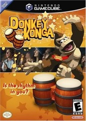 Donkey Konga (Bongos Not Included)