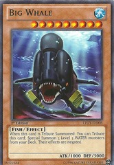 Big Whale - LTGY-EN008 - Rare - Unlimited Edition on Channel Fireball