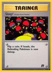 Sleep! - 79/82 - Common - Unlimited Edition