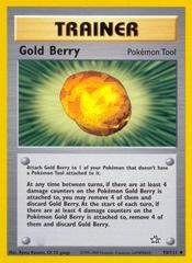 Gold Berry - 93/111 - Uncommon - Unlimited Edition