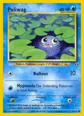 Poliwag - 62/75 - Common - Unlimited Edition on Channel Fireball