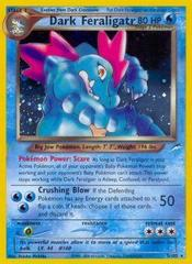Dark Feraligatr - 5/105 - Holo Rare - Unlimited Edition